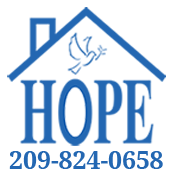 Hope Ministries Inc. Logo